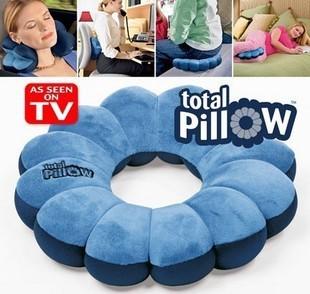 Total Pillow Amazing Versatile Neck Massage Plum Flower Wholesale