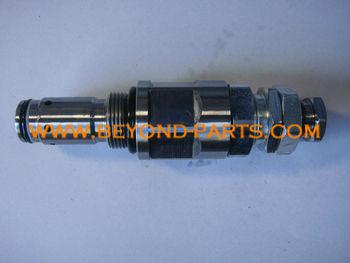 Komatsu pc200-7 excavator main relief valve 723-40-91102
