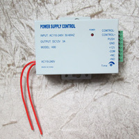 110V-240V 50-60HZ Power Supply for access control system