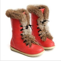 Free Shipping,5604 Promotion women snow boots warmly winter boots Fashion