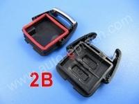 30pcs Brand New uncut Vauxhall Opel Astra Vectra Zafira CONVERSION Flip Remote Key Fob Case,remote key covers repair kits cases