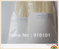 Queenie  best AAA  nail  hair-indian human remy u shape  pre-bonded hair extension-FREE shipping -GIFT