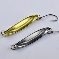 2013 NEW !Professional ! HOT!Fishing Lure Fishing Spoon Metal Fishing Lure Bait Spoon 5.8g