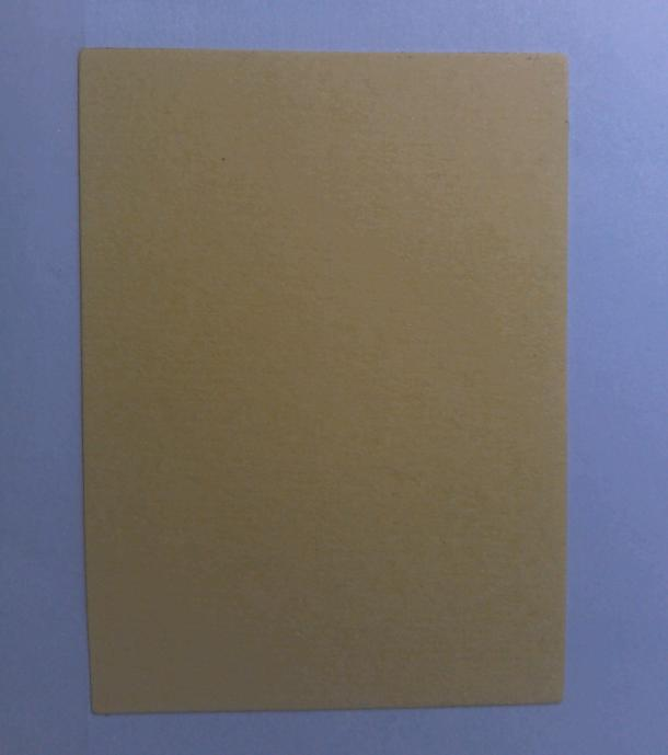 kraft paper sticker paste adhensive kraft paper label sticker blank kraft tag karft hang tag(China (Mainland))