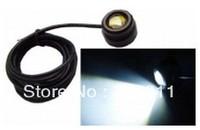 DIY DRL fog daytime running light sticker Eagle-eye light super bright LED Rascal lamp free shipping