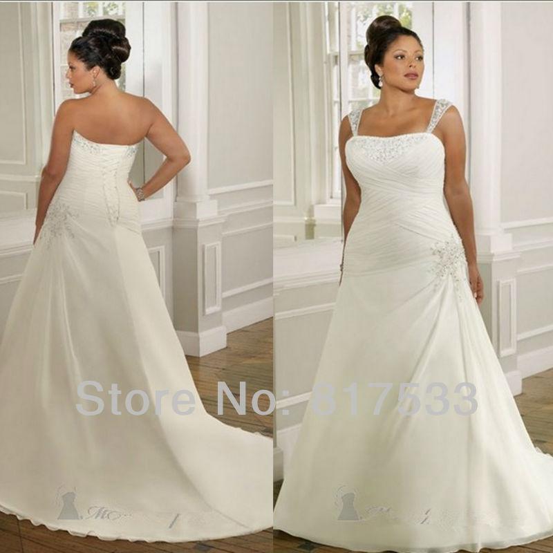 Robes de mariée taille plus livraison gratuite produit dentelle dos ...