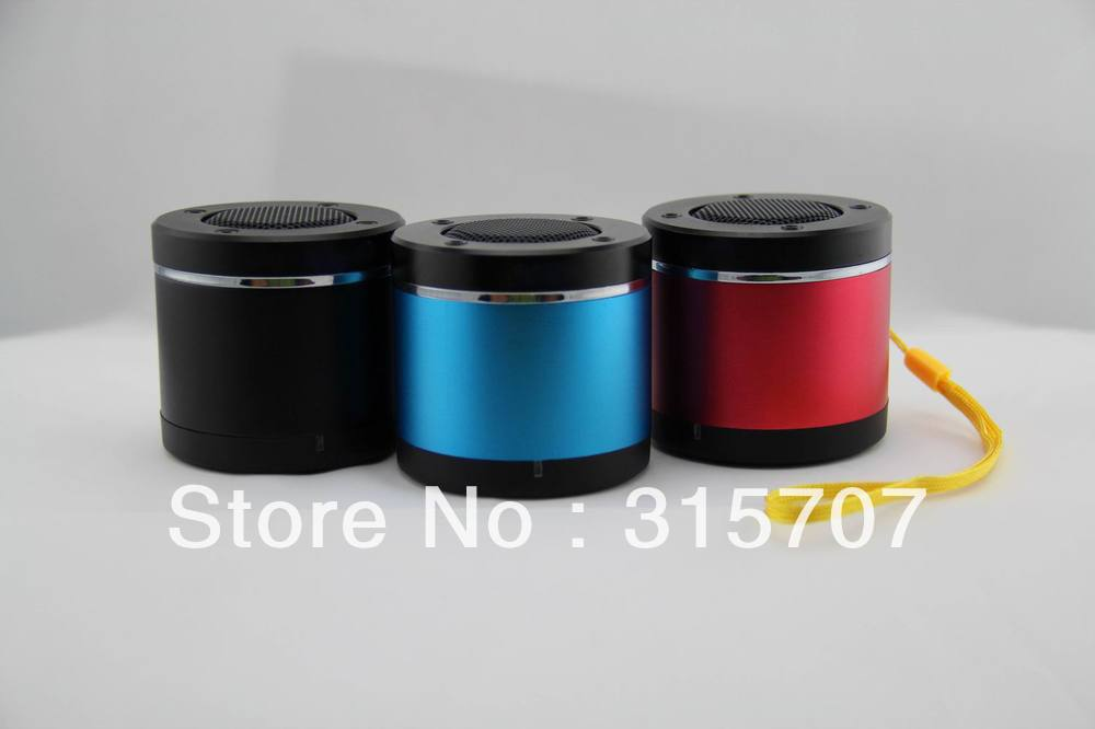 3 pieces/lot factory promotion long range video transmitter receiver wireless bluetooth speaker +free shipping(China (Mainland))