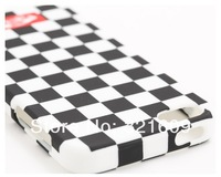 DHL free shipping 2013 new van case for iphone5  check  case for iphone5
