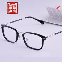 Ultra-light rubric elevator nose pads personalized vintage glasses box ga899 male Women myopia eyeglasses frame