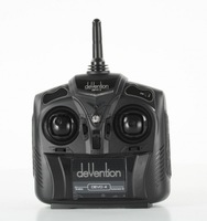 F04737 Walkera Devention Devo 4 2.4GHZ 4CH RC Transmitter Radio controller Devo4 + Free shipping