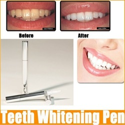 Creative Effective Teeth Tooth Whitening Whitener Pen Sexy Celebrity Smile(China (Mainland))