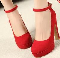 Ladies Sexy High Heel Platform Shoes OL High Heel Shoes Drop Shipping (Size 34-39)9125