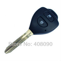Remote Key Case Shell For TOYOTA Hilux Rav4 Corolla