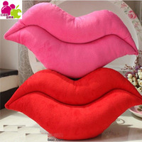Isdell lip pillow kaozhen lovers personality big cushion plush toy birthday gift