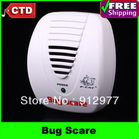 Free Shipping Electronic Ultrasonic Mouse Rat Repellent Repeller EU Standard
