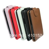free shipping wholesale leather case for galaxy s3 phone case