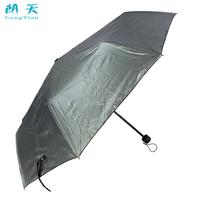 Glue folding umbrella super anti-uv vinyl sun protection umbrella 5