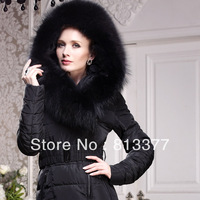 2013 geometry fox collar fur apparel for women winter jacket vintage ethnic alibaba express womens woolen down apparel coat 37
