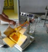 vibrating powder spray equipment