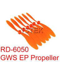 6pcs GWS EP Propeller RD-6050 (152x125mm)