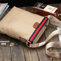 Male genuine leather bag messenger bag leather bag commercial casual bag backpack