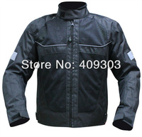New design motorcycle summer jacket ,racing Breathable mesh  jacket two color ,SIZE M L XL XXL Black
