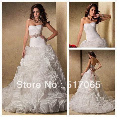 Dress Designer on Designer Spanish Style Wedding Dresses 2013 Picture In Wedding Dresses