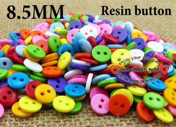 200PCS 8.5MM shirt buttons buttons for garments kids sewing crafts cloth for sewing  R-045