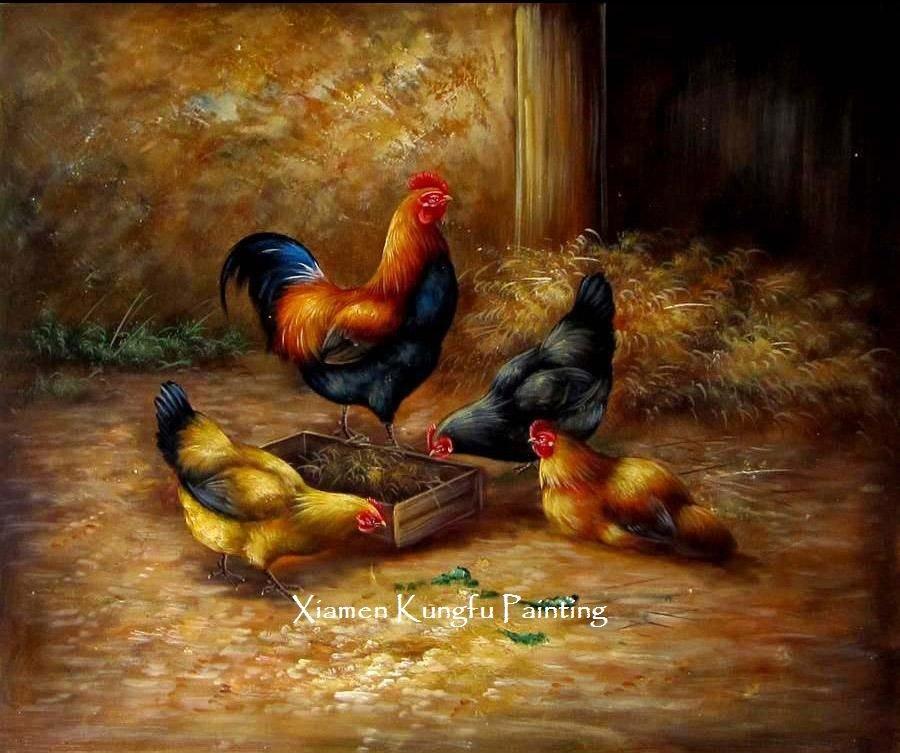 1000 images about poulets et coqs on pinterest roosters for Art et decoration