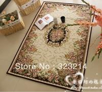 2013 New Style Romantic  ROSE Carpet hot!!!  Useful & Washable carpet mat doormat  70*120CM living room carpet