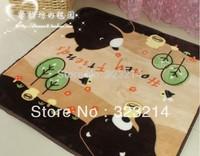 Hot ! 2013 New Style Cute Brown Bear Carpet hot!!!  Useful & Washable carpet mat doormat  90*90cm living room carpet