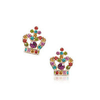 Golden/White 18K Gold Plated Earrings Jewelry Top Quality Great Austrian Crystal Earring Wholesale  1766234