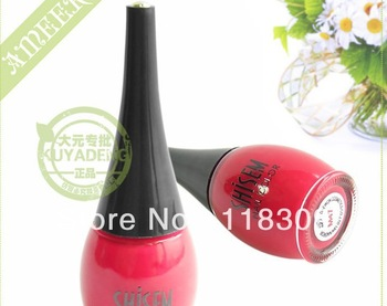 N02  The new peach baby nail polish genuine environmental health candy color 13ML Wholesale Free Shipping