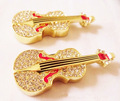 Gift jewelry Violin usb flash drive 2GB/4GB/8GB/16GB/32GB USB 2.0 Memory Flash Pen Drive Guitar