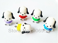 Big discount 1GB 2GB 4GB 8G 16G 32G Silicone mini dog shaped flash pen drive USB drive Free shipping+Drop shipping usb 2.0 flash