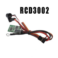 10pcs RCD3002 Radio Controlled rc helicopter Remote Controlled  Auto Booster/ Switch Glow Engine