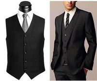 2012 male vest casual commercial men's vest suit vest slim