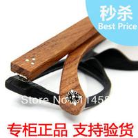 Free Shipping-Top Quality-Brand New Style Fashion Elegant Wood myopia glasses frame male female glasses 7075d