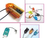 SDHC SD USB 2.0 Memory Card Reader