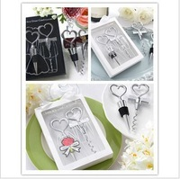 Free shipping factory direct wedding must-Wine Opener Set