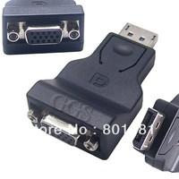 DisPlayPort DP Male to VGA Female Converter Adaptor for Mac Macbook PC Laptop