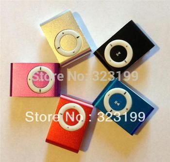 Free Shipping Audio Player Mp3 For 2GB 4GB 8GB 16GB Micro SD/TF Card
