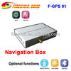 CAR Navigation  GPS Box  free shipping unvesial