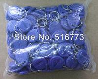 Free shipping ! EM 125KHZ, RFID  Keychain Card for Access Control  GB-K002