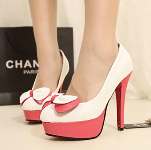 free shipping red bottom high heels fashion ladies shoes woman ...