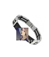fashion Rhanel stainless steel man bracelet bangle fashion cuff SL00037 fashion jewelry free shipping