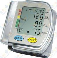 Standard Digital Wrist Blood Pressure Monitor by FamilyDoc