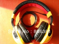 new arrival! Free shipping skull headphones monkey, DJ headphone headsets 8 colors