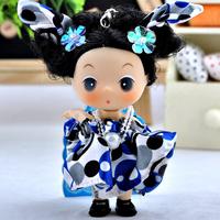 SALE!! Birthday gift cloth doll gift box girl toys doll