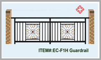 Hot dip galvanized steel assembled guardrails, can guarantee the quality 30years anti-rust .Powder coated